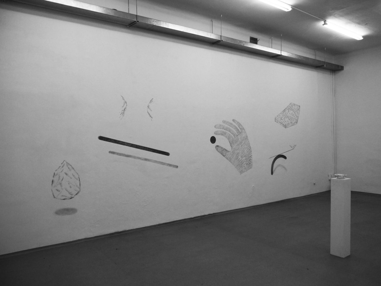 Kamenná křehkost - Galerie FAVU