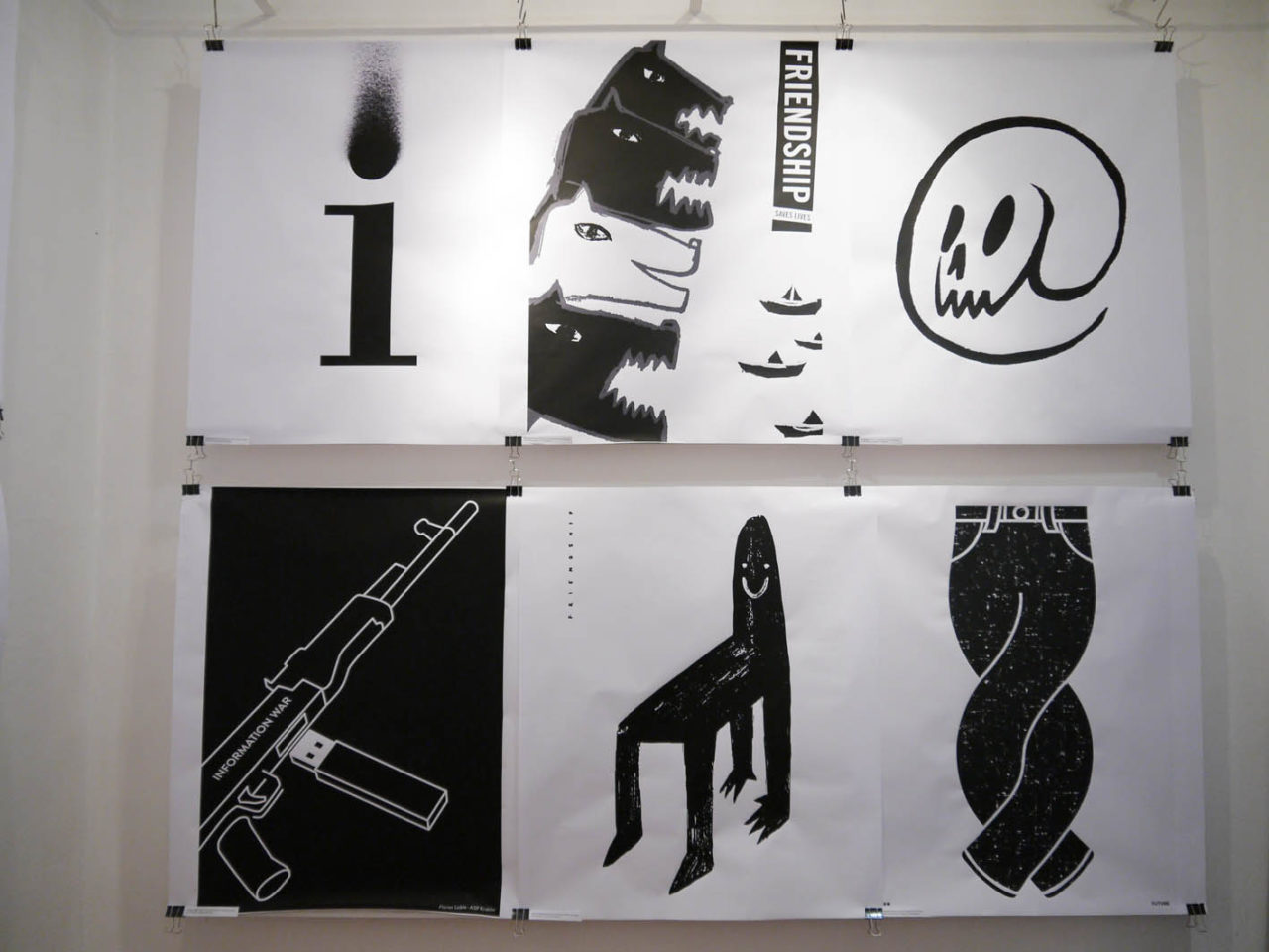 Virtual Biennale Prague of Graphic Design - Selection