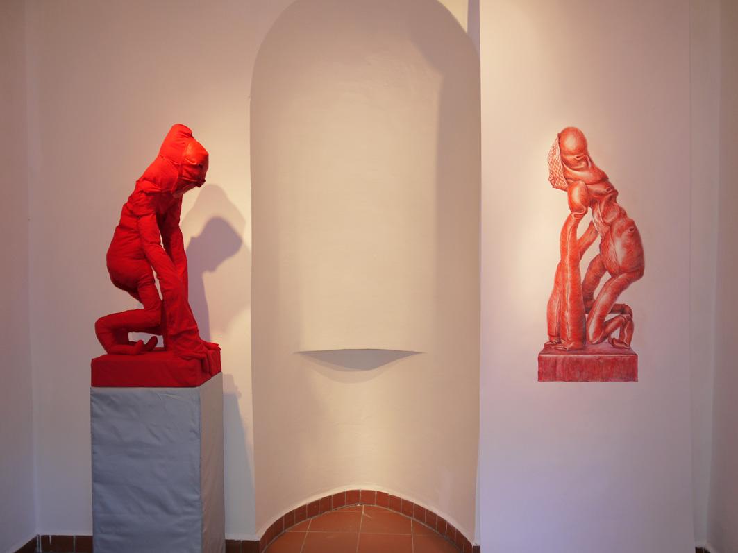 Andrea Lédlová: Zlatá socha