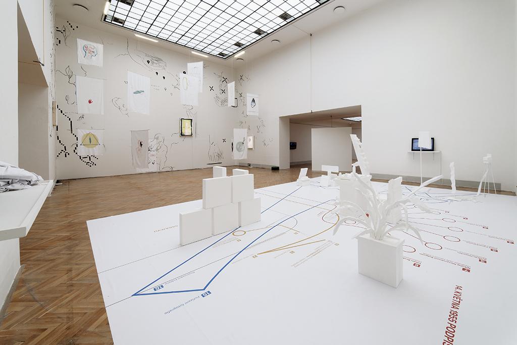 Movere v Domě umění města Brna
