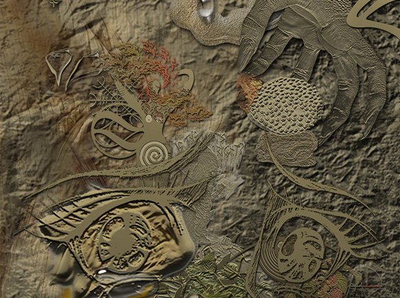 Nik Timková: What is whispered on the wind? What is the kiss of fire? What is the secret of the serpent? What lies at the center of the labyrinth?